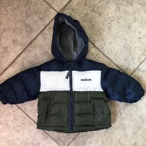 Boy's OshKosh Coat